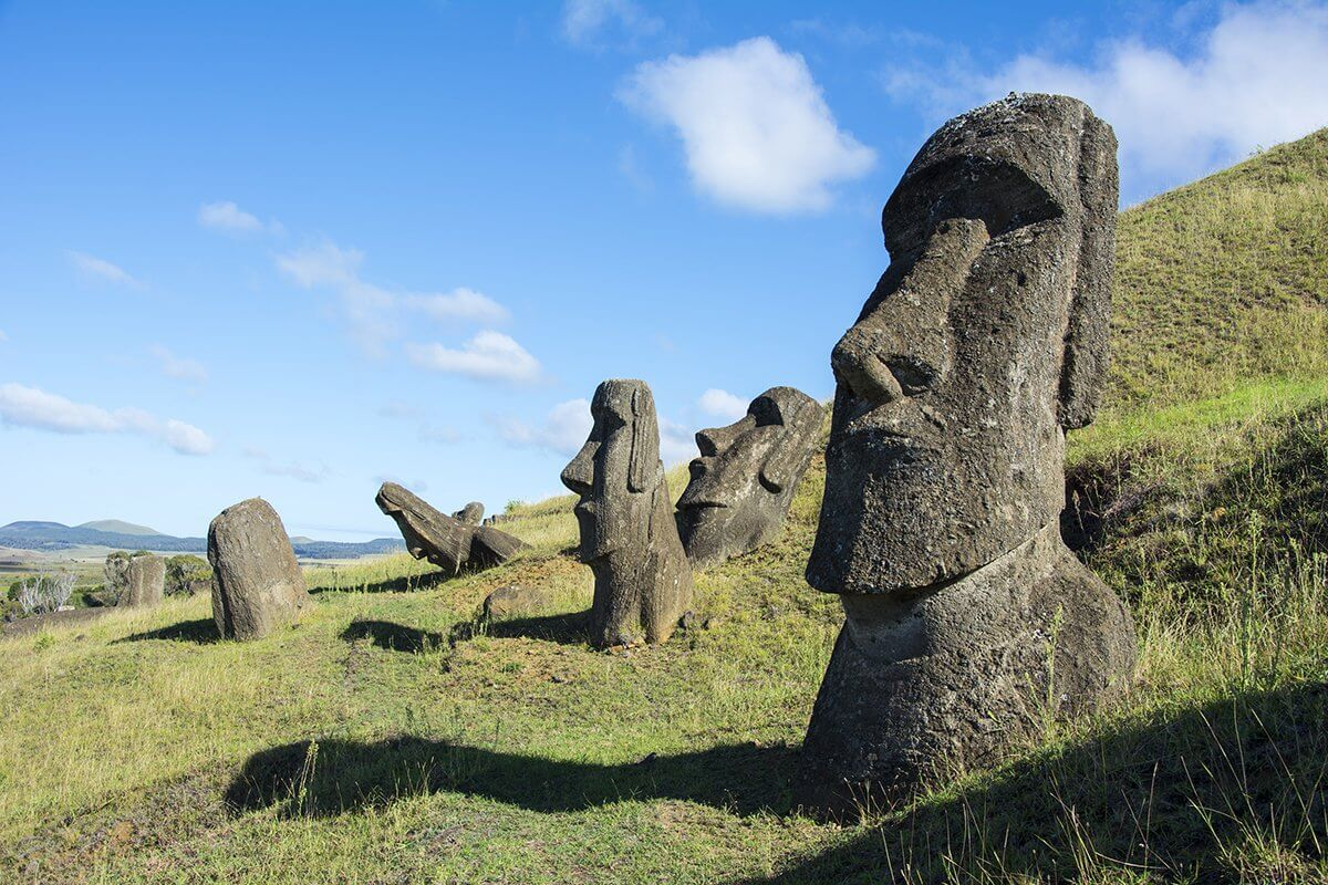 We Were Taking Our Easter Walk In Owen >> How To Travel Easter Island For Less Than 50 Per Day