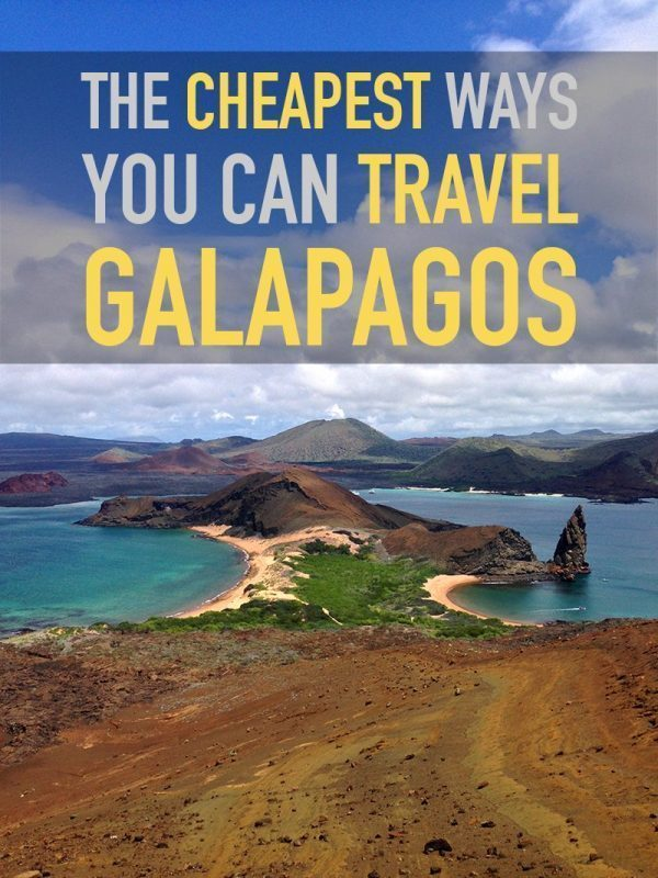 Galapagos Islands Travel Tips for a Budget Adventure