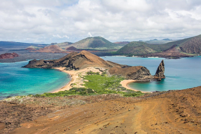 Galapagos on a Budget - Bartolome Island