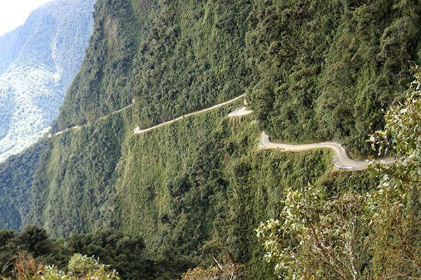 The road became famous in the 1990 s after several accidents