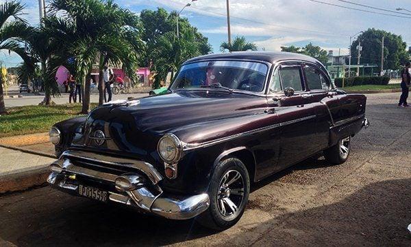 Shared Taxi Cuba