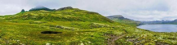Hornstrandir National Park, Iceland