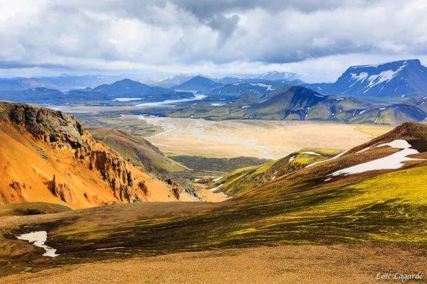 Landmannaulagar, Iceland