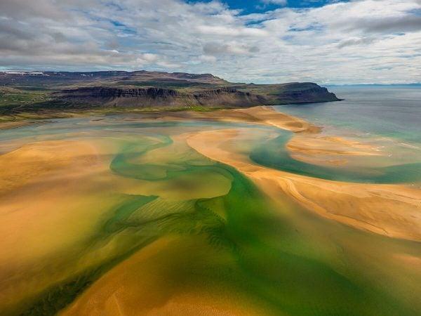 Raudisandur Beach, Iceland