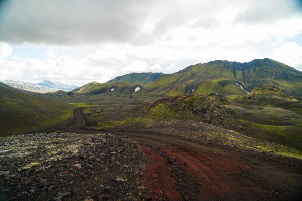 Mount Maelifell, Iceland