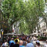 A Tour of Las Ramblas in Barcelona