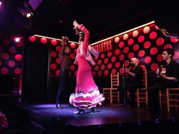 Los Tarantos Flamenco, Barcelona