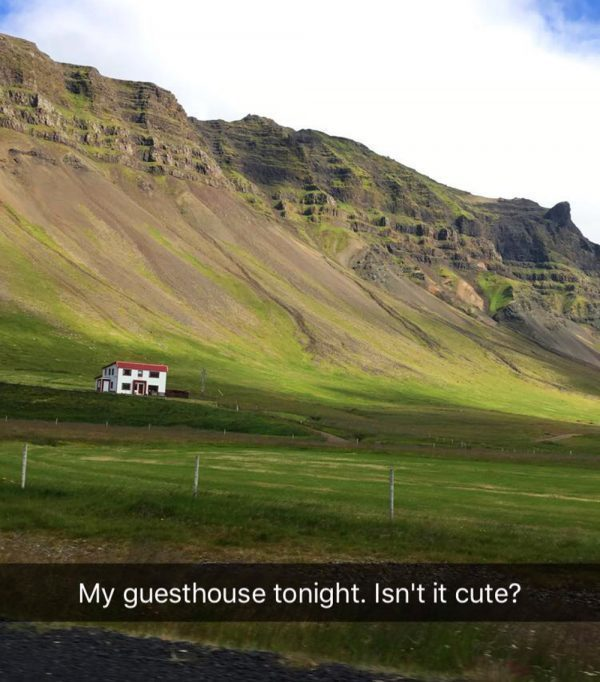 My Guesthouse in Iceland