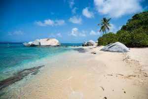 5 of My Favorite Beaches in the Caribbean