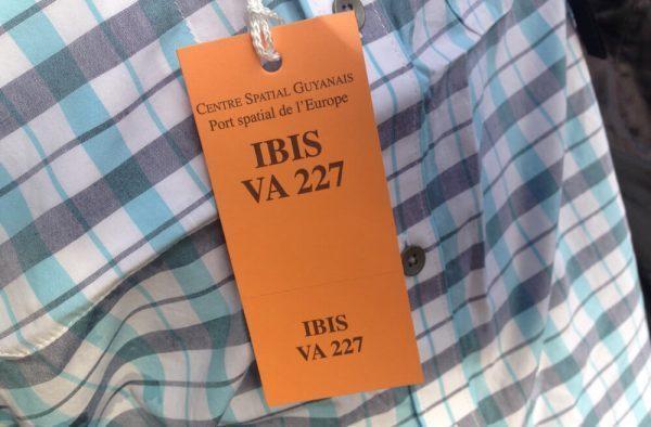 My Pass to the IBIS VA 227