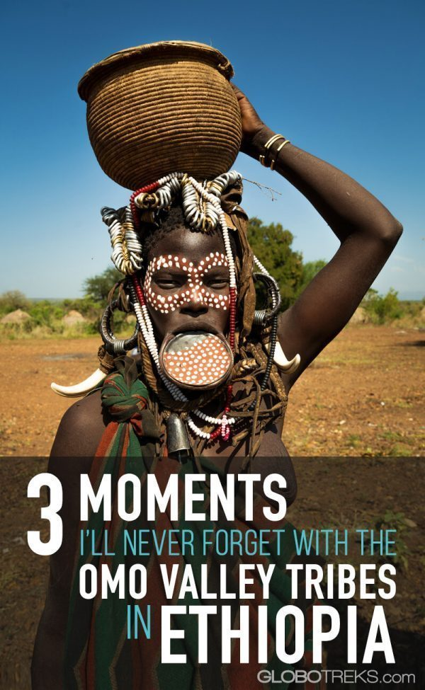3 Moments I'll Never Forget with the Omo Valley Tribes in Ethiopia