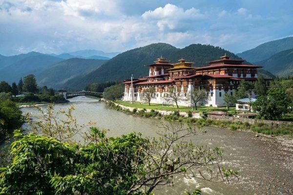 Phunaka Dzong, Bhutan