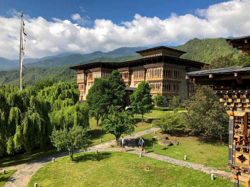 Zhiwa Ling, Bhutan