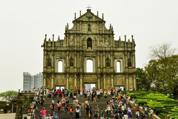Macau Portuguese History