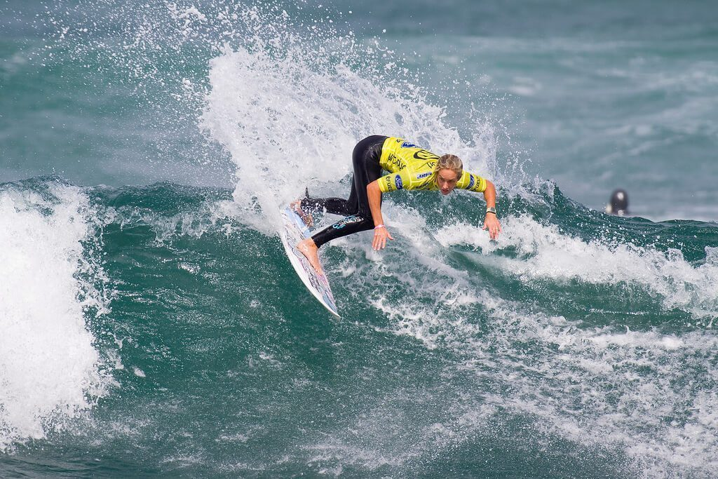 Rip Curl Surfing Competition