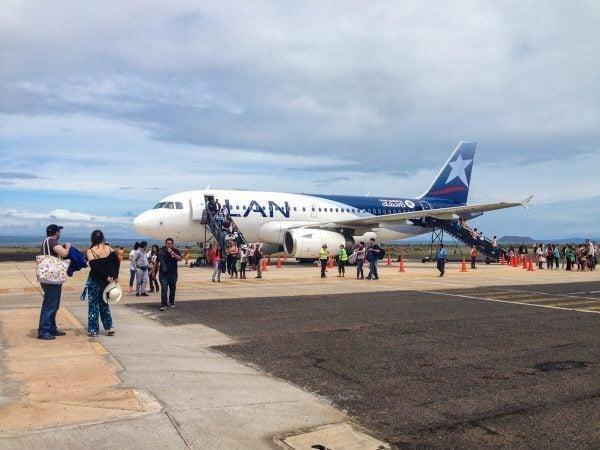 Baltra Airport, Galapagos