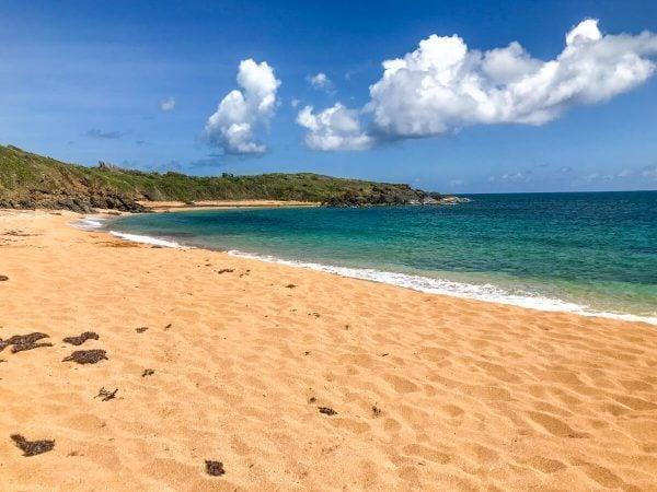 Playa Colora, Fajardo, Puerto Rico