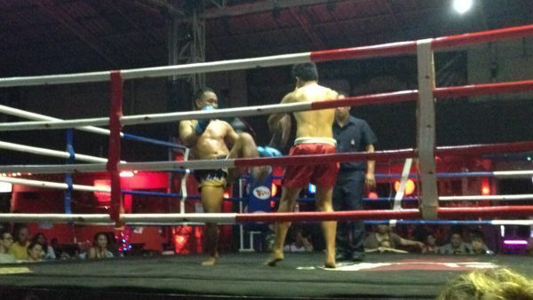 Bangkok's Muay Thai Fight