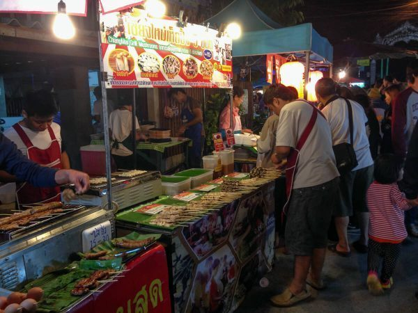Bangkok's Street Food Cart
