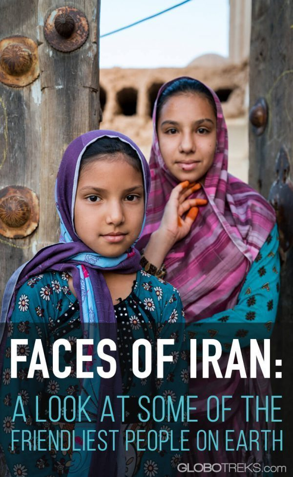 Faces of Iran: A look at some of the friendliest people on earth