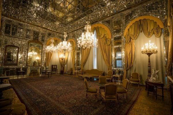 Golestan Palace, Tehran