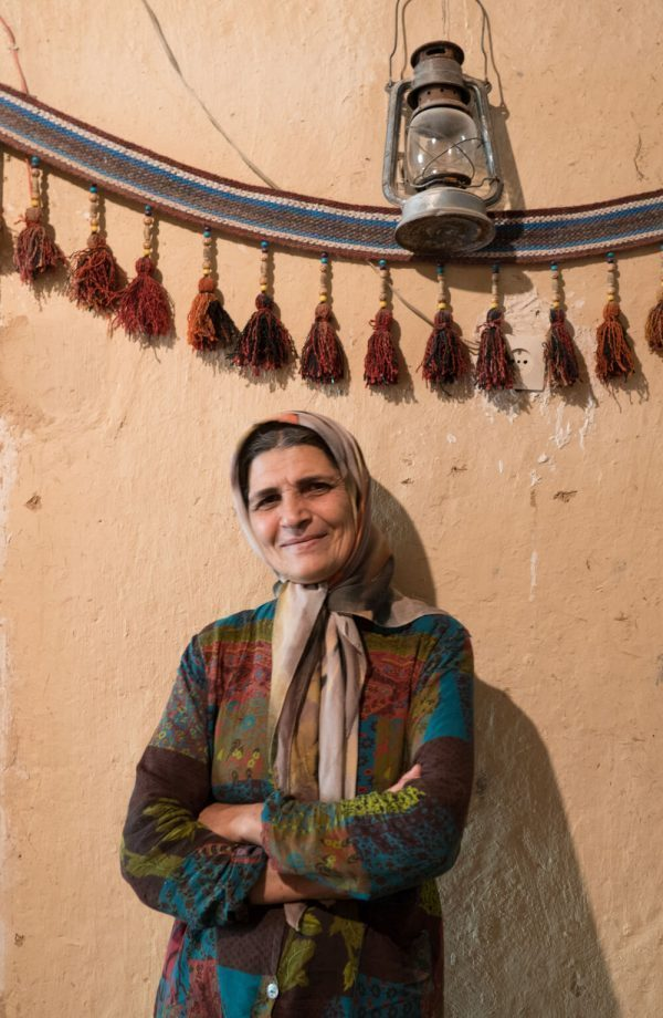 Qashqai Mom at Kahkaraan, Iran