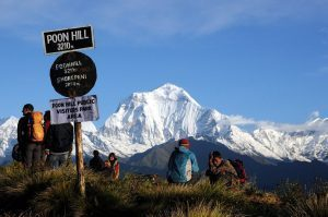 Ghorepani Poon Hill Trek, Nepal