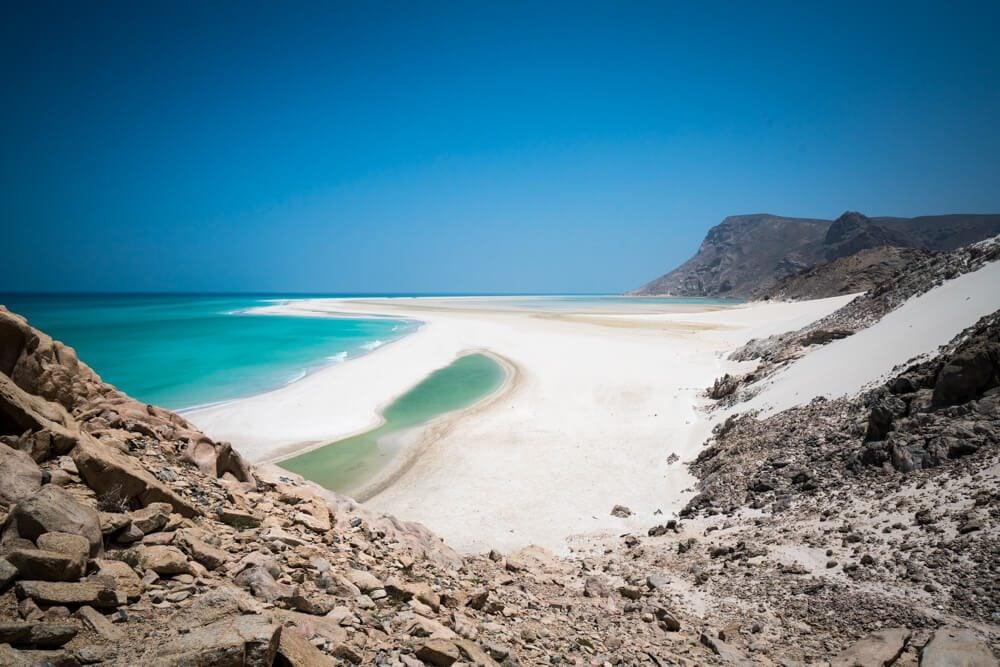 Detwah Lagoon, Socotra