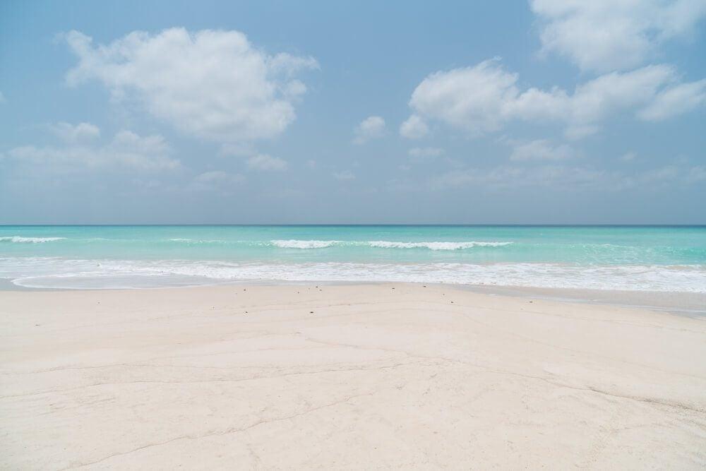Zahik Beach