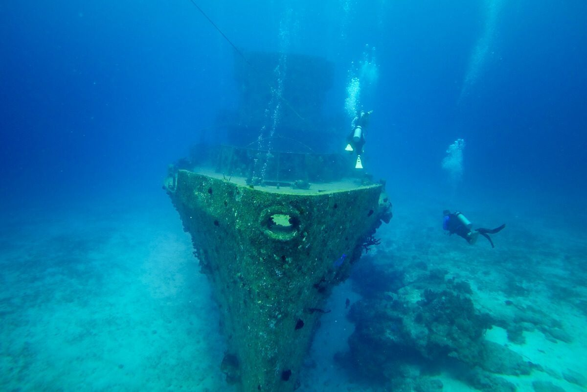 C-53 - Diving in Cozumel