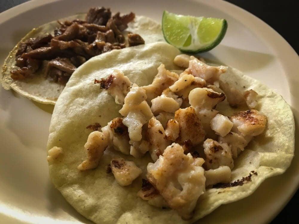 Cozumel, Mexico. El Pique Tacos