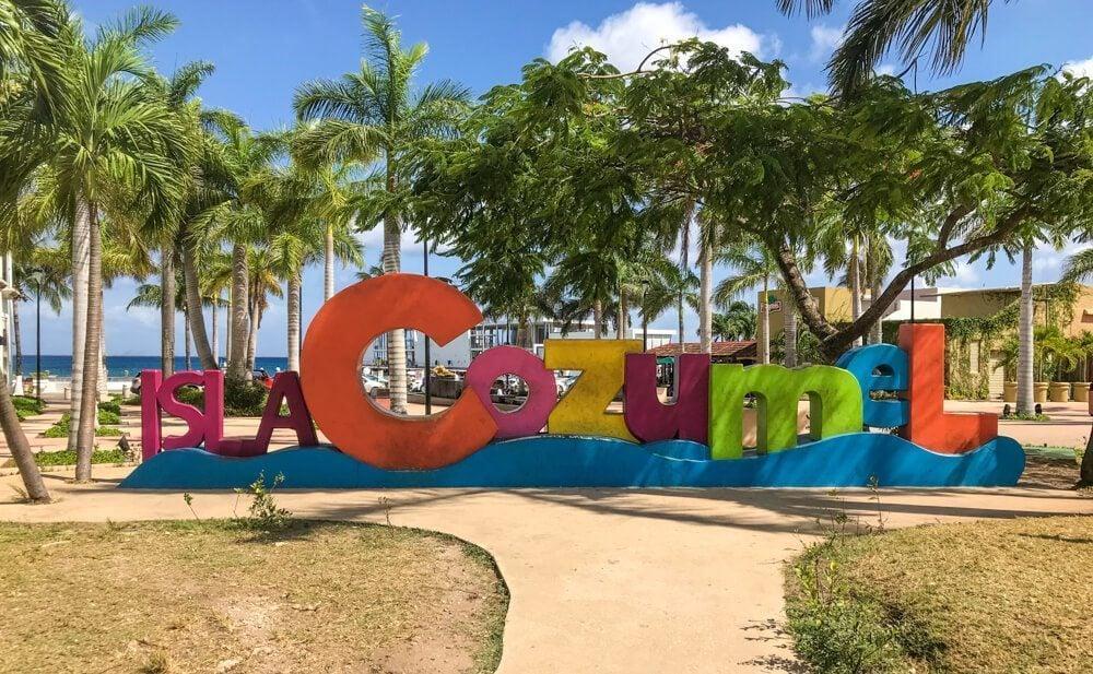 Cozumel, Mexico. Isla Cozumel
