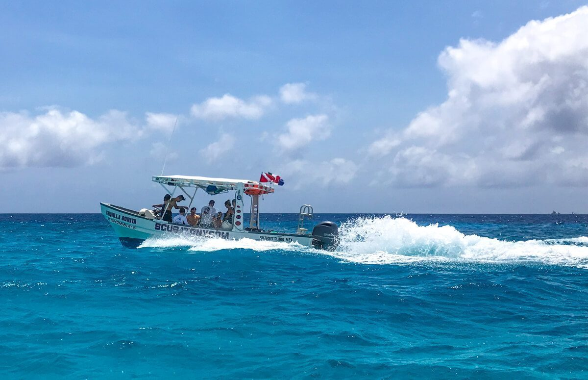 Scuba Tony - Diving in Cozumel