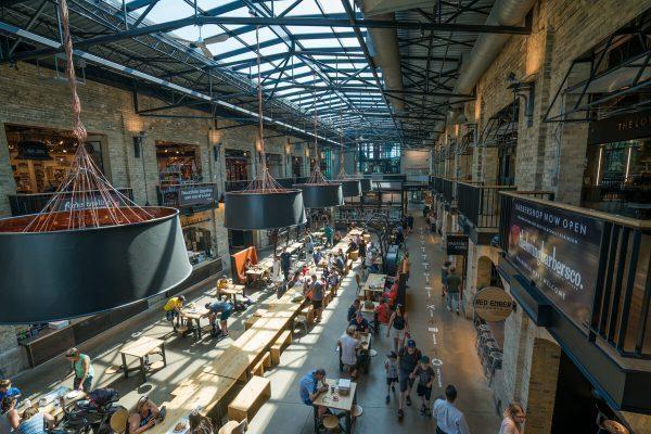 The Forks Market
