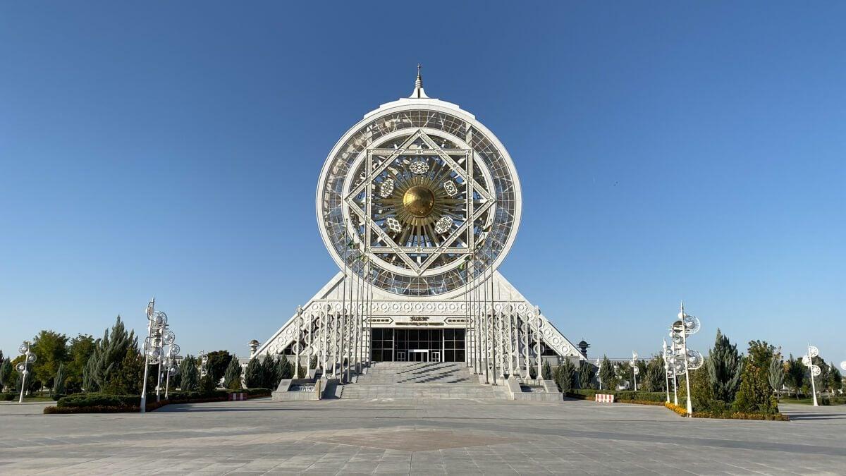 Ferris wheel, Ashgabat, Turkmenistan