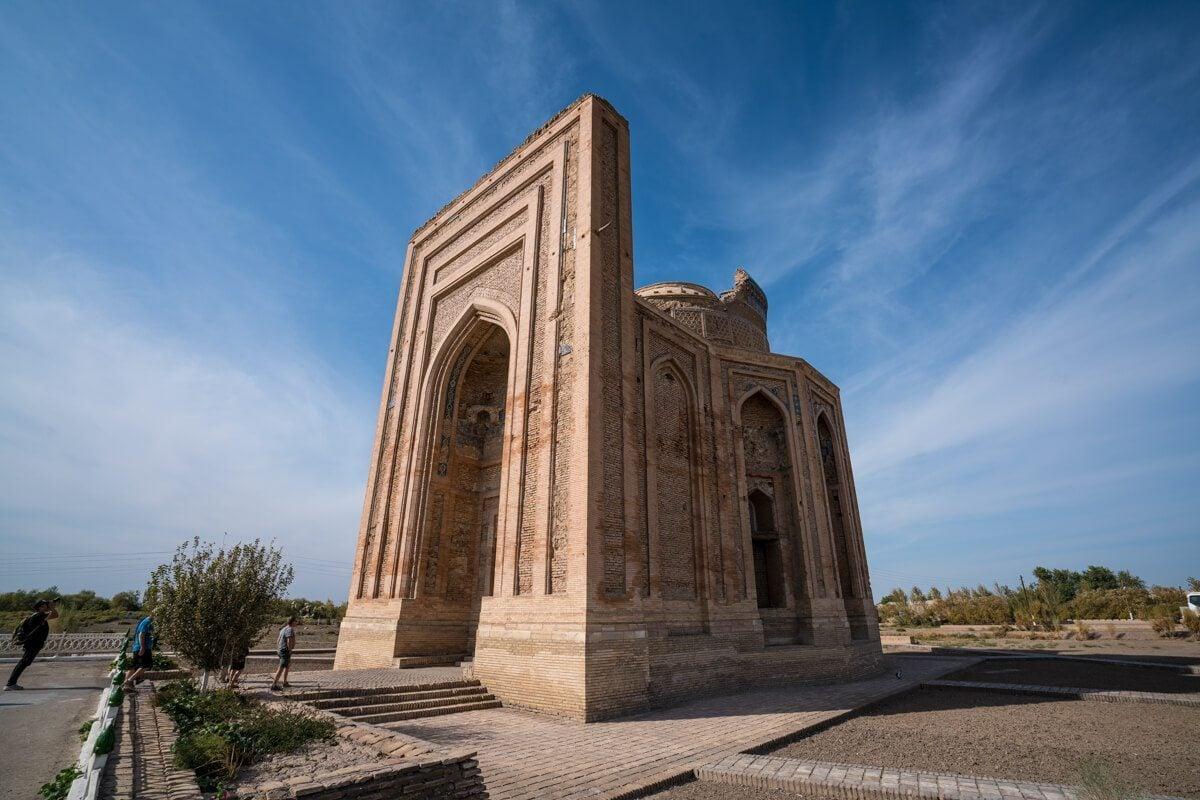 Kunye Urgench, Turkmenistan