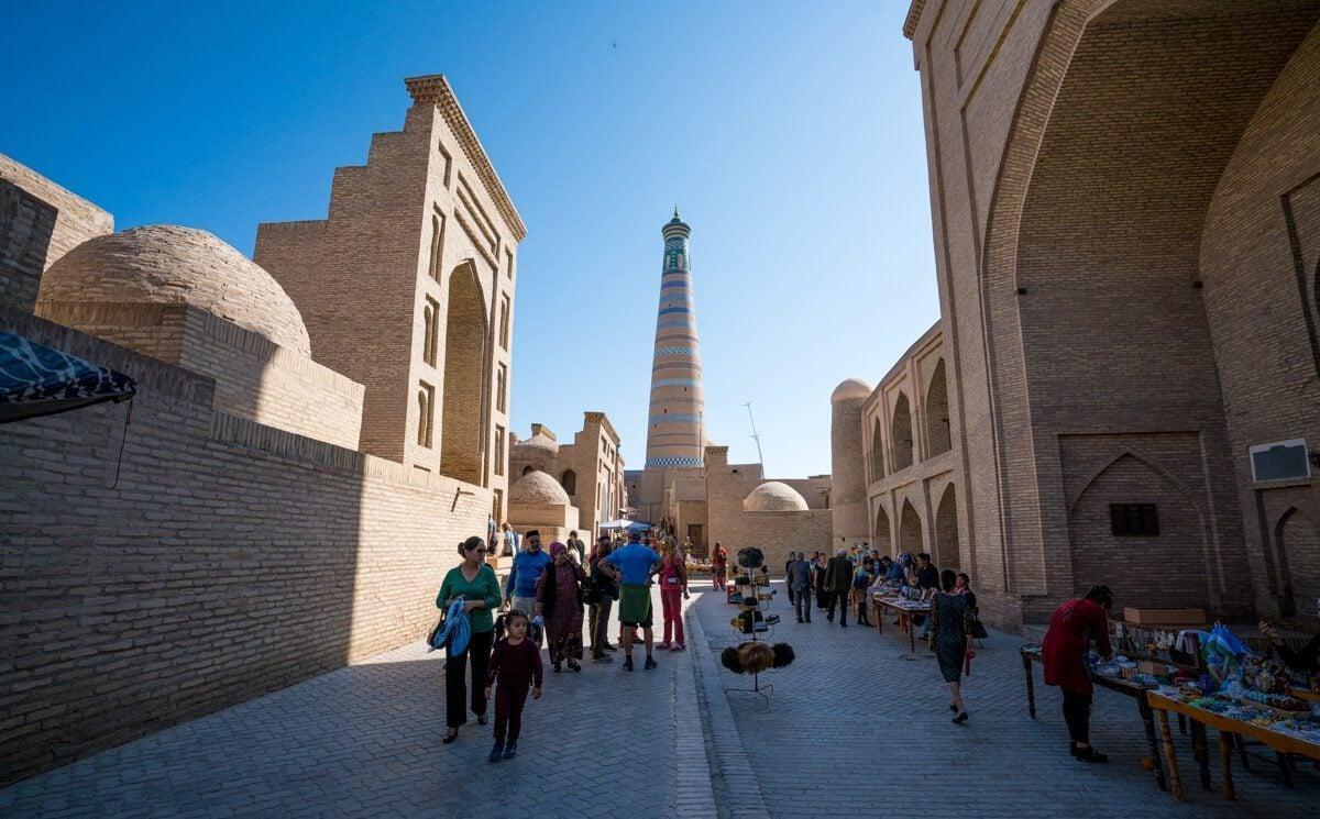 Khiva street