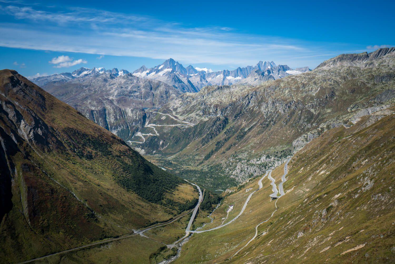Alps of Switzerland