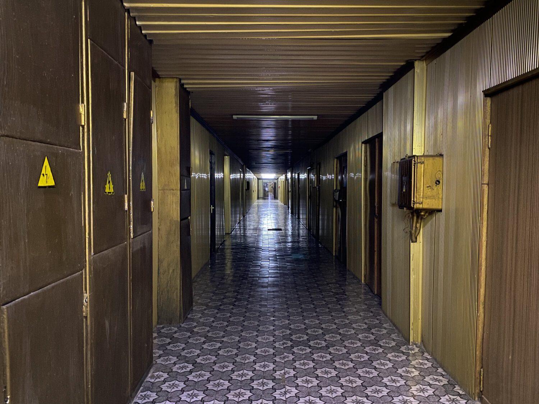 Golden Corridors of Chernobyl