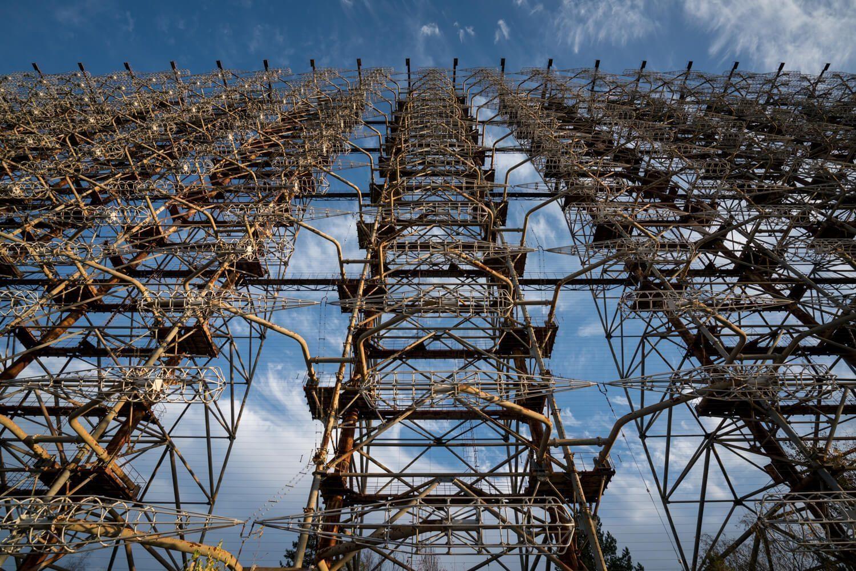 The Duga Radar - Chernobyl
