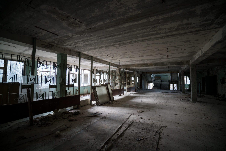 Pripyat Elementary School