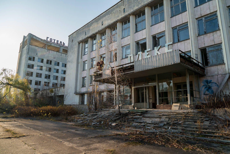 Chernobyl Pripyat Hotel and Radiation Center