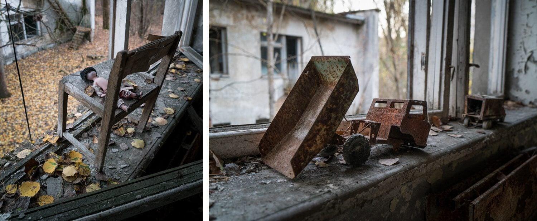 Pripyat Kindergarten toys