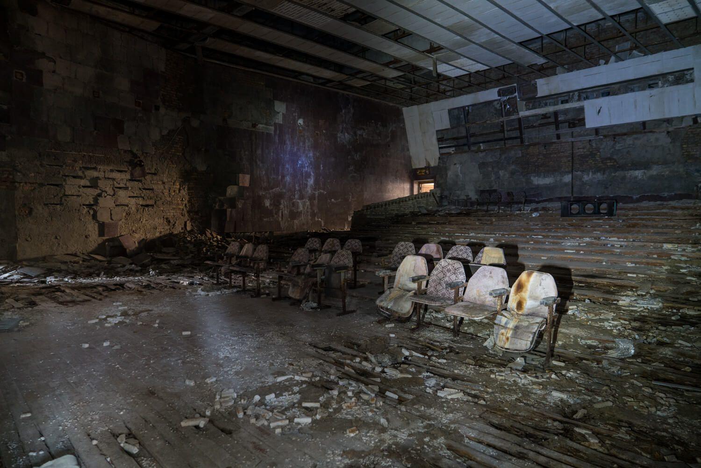 Pripyat Cinema