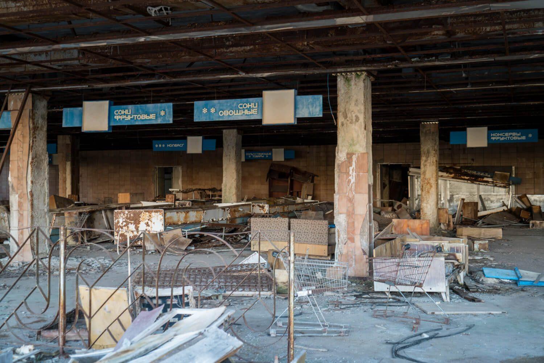 Pripyat Supermarket