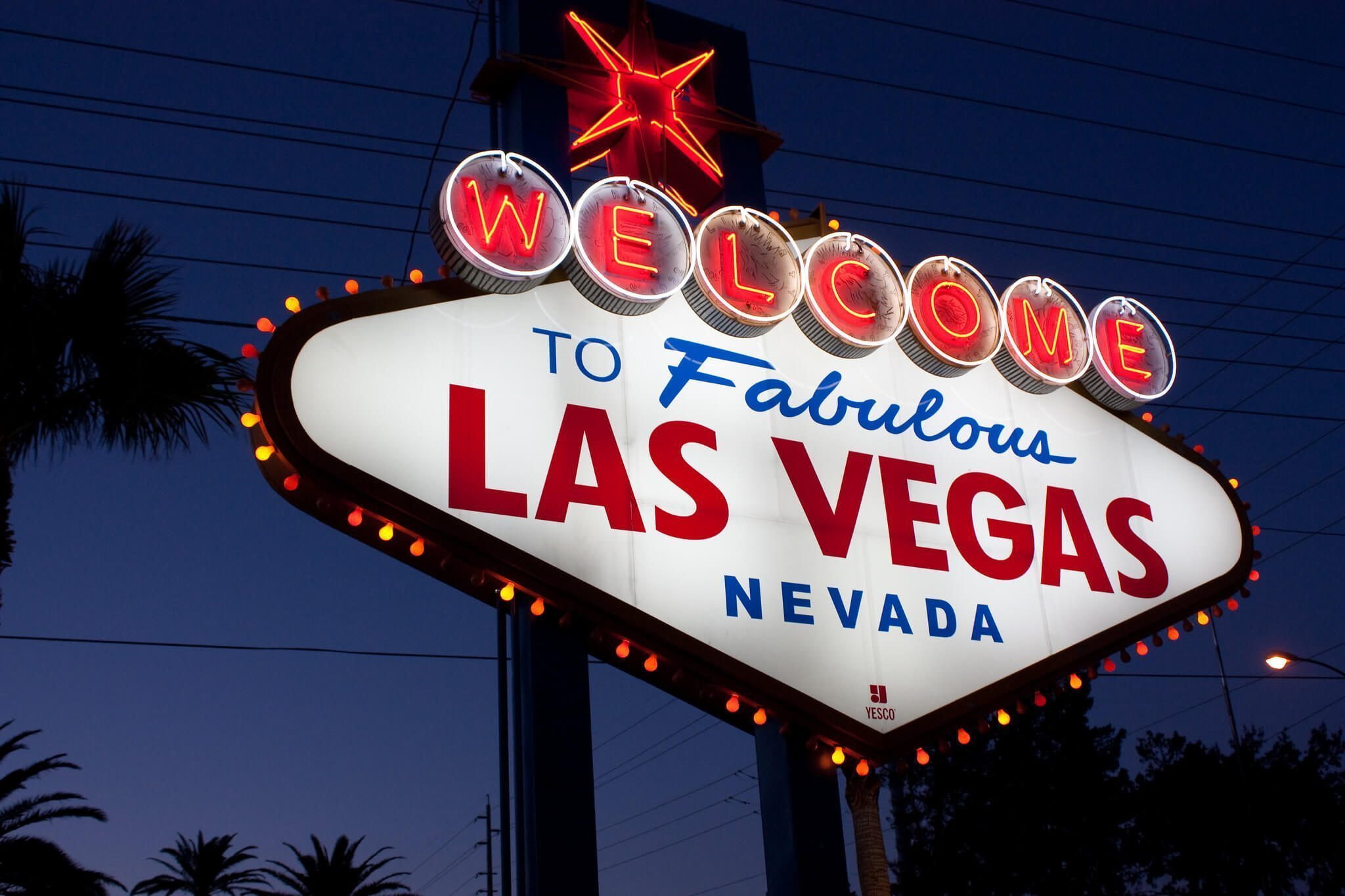Las Vegas Sign in Las Vegas