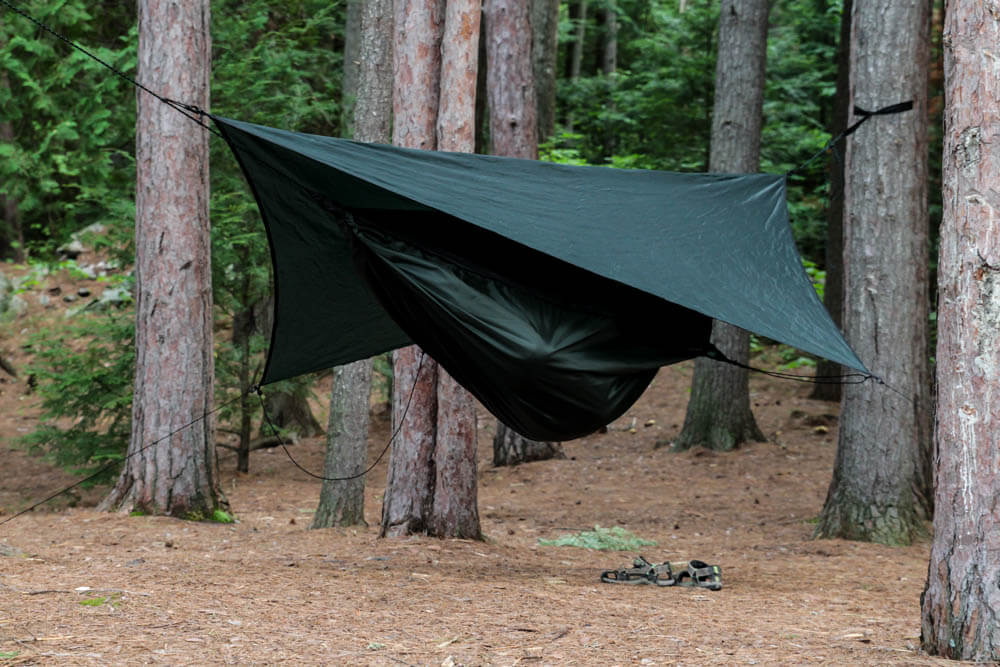 Best Portable Hammock with Cover for Camping