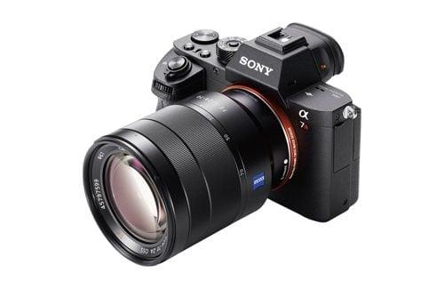 Sony A7rii Camera