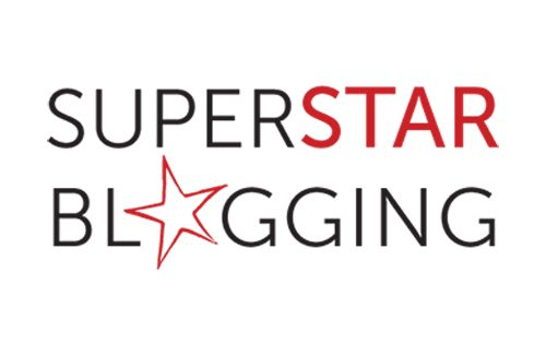 Superstar Blogging Logo