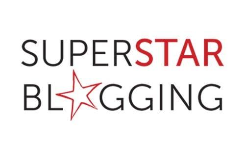 Superstar Blogging Logo